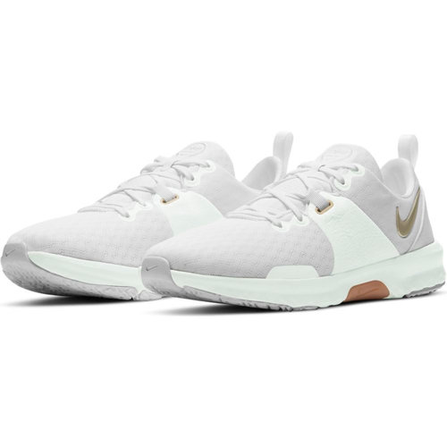 Nike City Trainer 3 - Αθλητικά - WHITE/MTLC GOLD STAR
