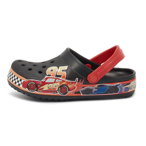 Crocs Disney & Pixar Cars - Σαγιονάρες - BLACK