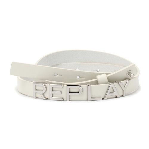 Replay - Ζώνες - DIRTY WHITE