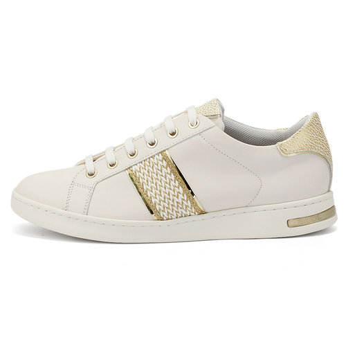 D Jaysen C - Sneakers - OFF WHITE/GOLD