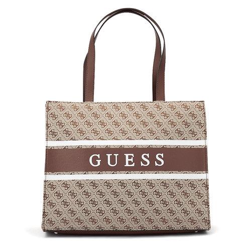 Guess - Τσάντες - BROWN