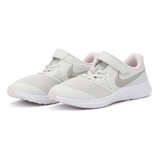 Nike Star Runner 2 (Psv) - Αθλητικά - PLATINUM TINT/MTLC PLATINUM