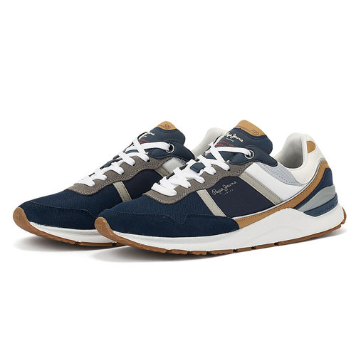 Pepe Jeans X20 Basic - Sneakers - NAVY