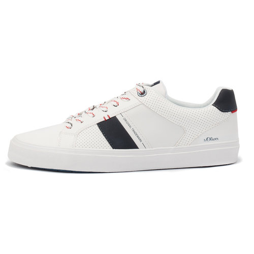 S. Oliver - Sneakers - WHITE