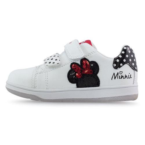 Geox B N.Flick - Sneakers - WHITE/BLACK