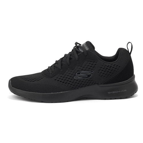 Skechers Air Dynamight-Tuned - Αθλητικά - ΜΑΥΡΟ