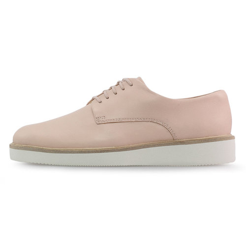 Clarks Baille Stitch Pink - Brogues & Loafers - PINK