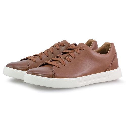 Clarks Un Costa Lace Br Tan - Sneakers - BRITISH TAN LEA