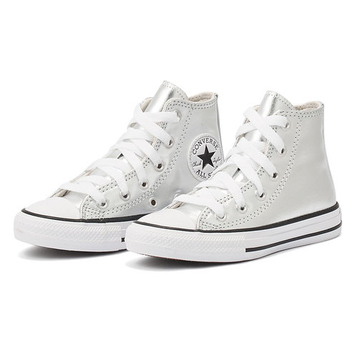 Converse Chuck Taylor All Star - Sneakers - METALLIC GRANITE/WHITE