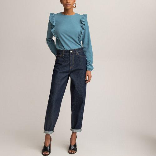 Μακρυμάνικη μπλούζα - Μπλούζες & Πουκάμισα - ΜΠΛΕ