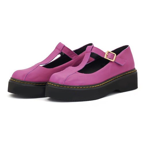 Nikki Me - Brogues & Loafers - ΜΟΒ