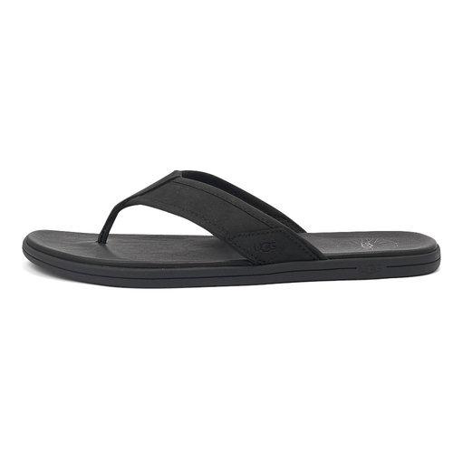 Ugg Seaside Flip - Σανδάλια - BLK_BLK