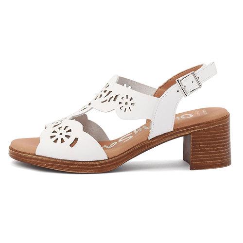 Oh My Sandals - Πέδιλα - BLANCO
