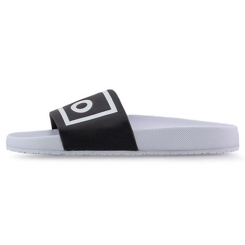Polo Ralph Lauren - Σαγιονάρες - BLACK/WHITE