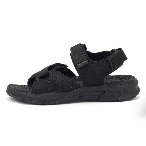 Skechers Equalizer 4.0 - Πέδιλα - ΜΑΥΡΟ