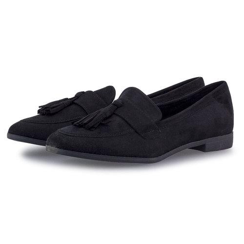 Keddo - Brogues & Loafers - BLACK
