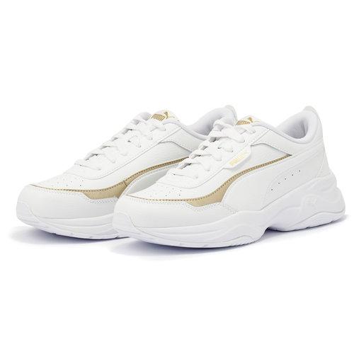 Puma Cilia Mode Lux - Αθλητικά - WHITE-WHITE