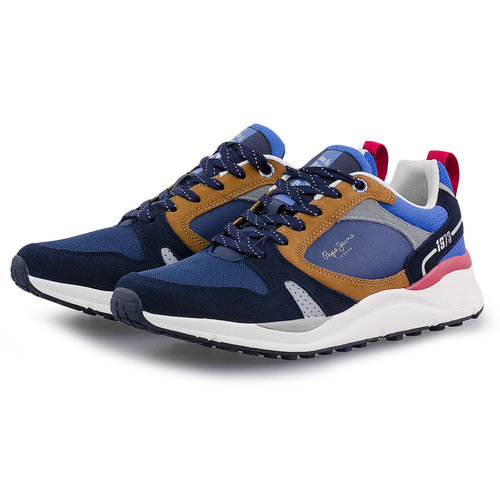 Pepe Jeans Trail Light - Sneakers - NAVY