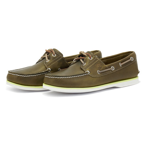 Timberland Classic Boat 2 - Brogues & Loafers - NUTRIA