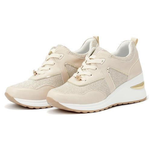 Migato - Sneakers - BEIGE