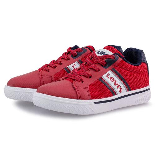 Levis - Sneakers - RED/NAVY