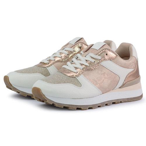 Sprox - Sneakers - WHITE/COPPER