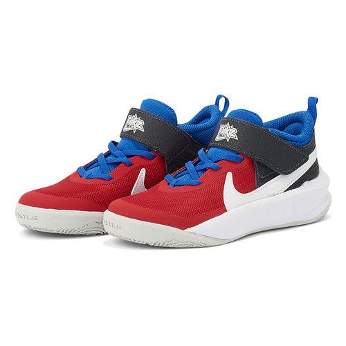 Nike Team Hustle D 10 (Ps) - Αθλητικά - OFF NOIR/WHITE
