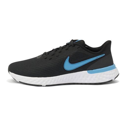Nike Revolution 5 Ext - Αθλητικά - BLACK/COAST