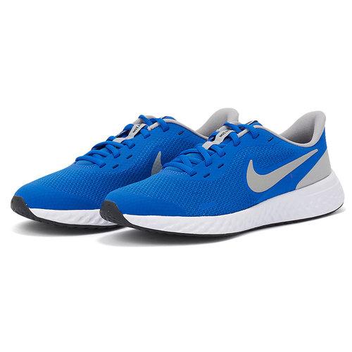Nike Revolution 5 (Gs) - Αθλητικά - GAME ROYAL/LT SMOKE GREY
