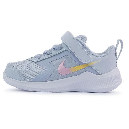 Nike Downshifter 11 Se (Tdv) - Αθλητικά - FOOTBALL GREY/MULTI-COLOR