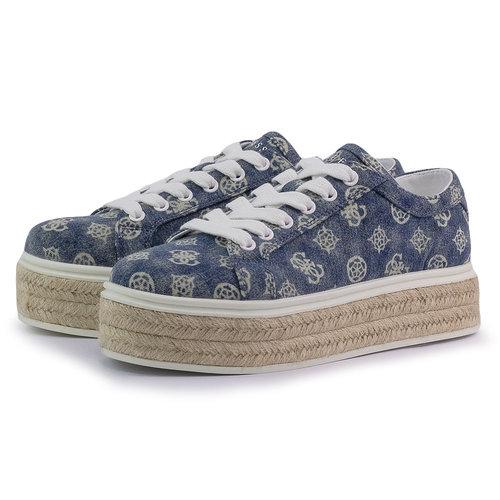 Guess - Sneakers - DENIM