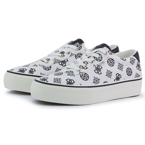 Guess - Sneakers - BLACK/WHITE