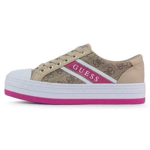 Guess - Sneakers - BEIGE/LIGHT BROWN