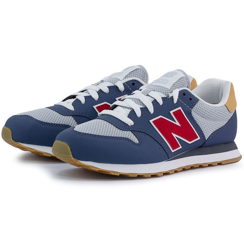 New Balance 500 - Sneakers - BLUE
