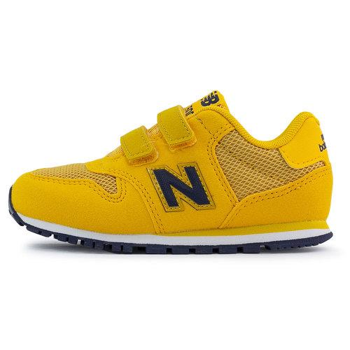 New Balance 500 - Sneakers - YELLOW