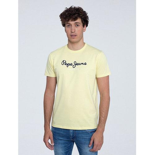Μπλούζα από βαμβάκι - Μπλούζες & Πουκάμισα - ΚΙΤΡΙΝΟ