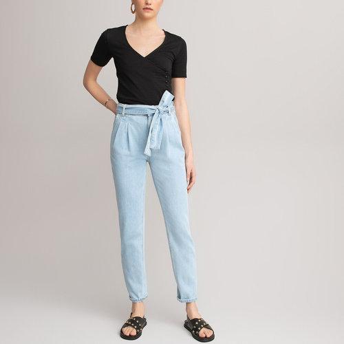 Κοντομάνικη μπλούζα - Μπλούζες & Πουκάμισα - ΜΑΥΡΟ