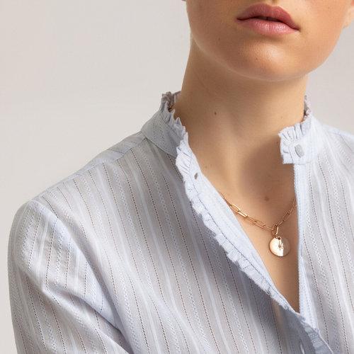 Μακρυμάνικο πουκάμισο - Μπλούζες & Πουκάμισα - ΓΑΛΑΖΙΟ