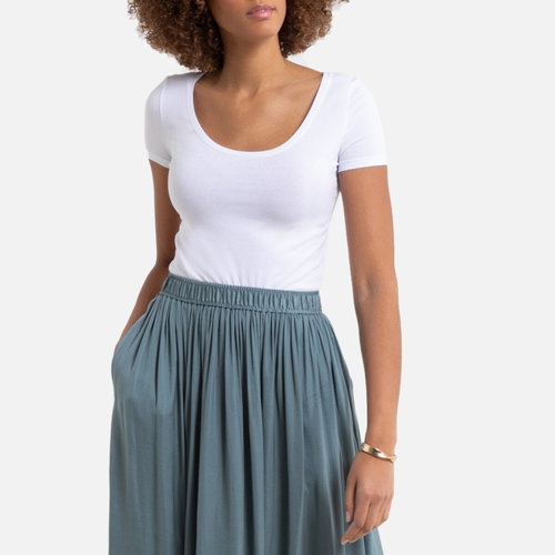 Κοντομάνικη μπλούζα - Μπλούζες & Πουκάμισα - ΛΕΥΚΟ