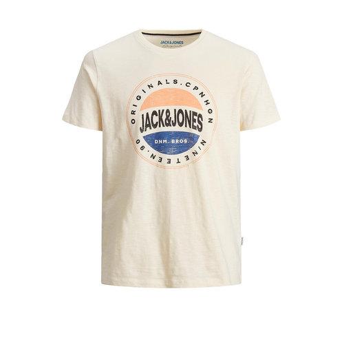 Κοντομάνικο T-shirt - Μπλούζες & Πουκάμισα - ΛΕΥΚΟ