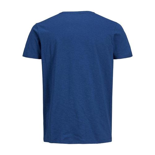 Κοντομάνικο T-shirt - Μπλούζες & Πουκάμισα - ΒΑΣΙΛΙΚΟ ΜΠΛΕ