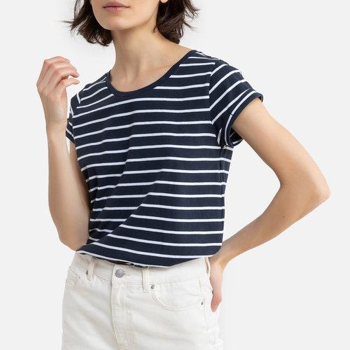 Κοντομάνικο T-shirt - Μπλούζες & Πουκάμισα - ΜΠΛΕ
