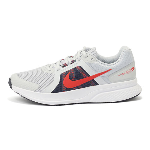 Nike Run Swift 2 - Αθλητικά - PURE PLATINUM/CHILE RED