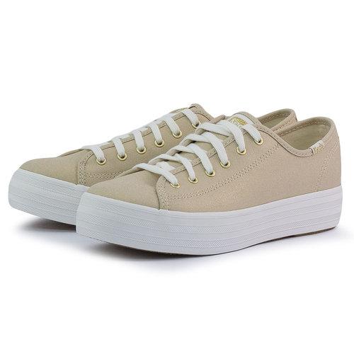 Keds Triple Kick Metallic Tbd - Sneakers - GOLD