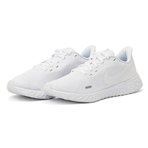 Nike Revolution 5 - Αθλητικά - WHITE/WHITE
