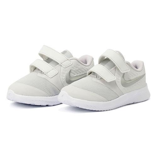 Nike Star Runner 2 (Tdv) - Αθλητικά - PLATINUM TINT/MTLC PLATINUM