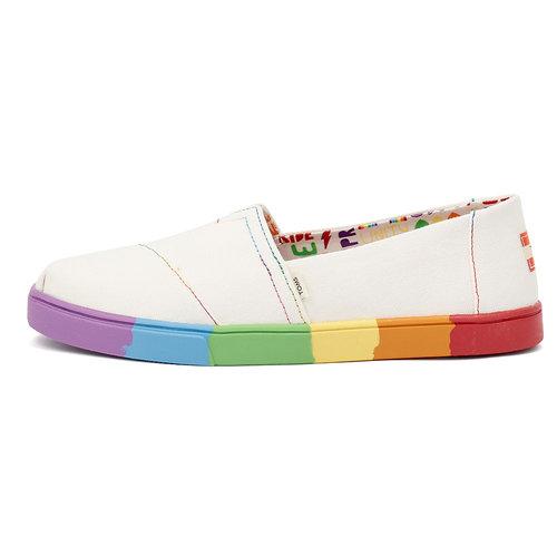 Toms Alpargata Cupsole - Sneakers - WHITE