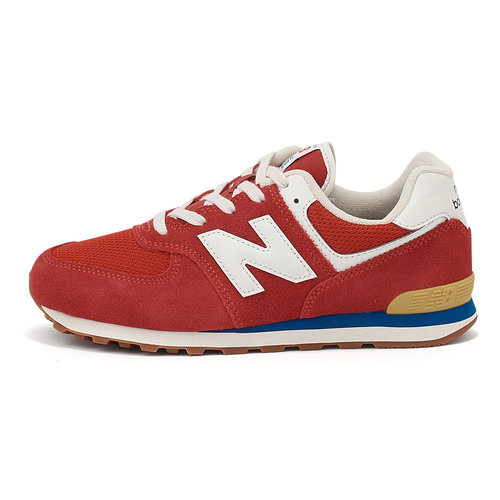 New Balance 574 - Sneakers - RED