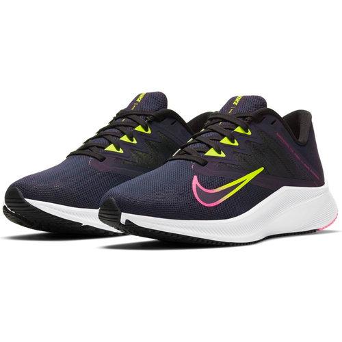 Nike Quest 3 - Αθλητικά - BLACKENED BLUE/SUNSET PULSE