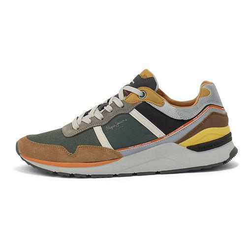 Pepe Jeans X20 Basic - Sneakers - COGNAC